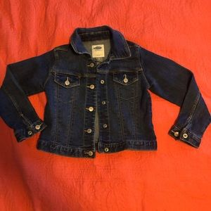 Old Navy Toddler Girl Denim Jean Jacket